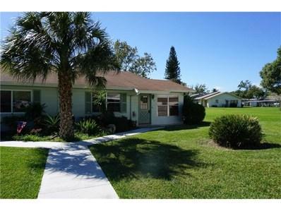1902 Dandridge Street UNIT D6, Sun City Center, FL 33573 - MLS#: T2910426