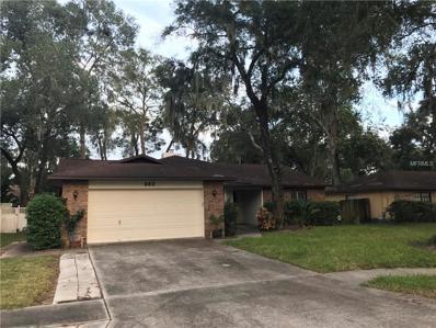 882 Timber Pond Drive, Brandon, FL 33510 - MLS#: T2910486