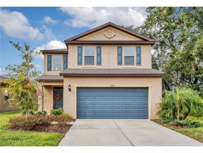 6317 Magnolia Park Boulevard, Riverview, FL 33578 - MLS#: T2910715