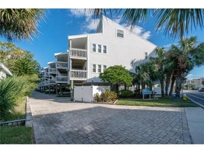 19727 Gulf Boulevard UNIT 105, Indian Shores, FL 33785 - MLS#: T2910853