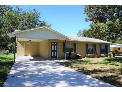14911 College View Drive, Dade City, FL 33523 - MLS#: T2910956