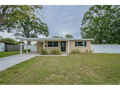 419 Davison Avenue, St Petersburg, FL 33703 - MLS#: T2910995