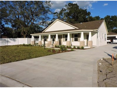 1225 Wild Daisy Drive, Plant City, FL 33563 - MLS#: T2911057