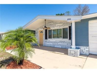 1206 Grand Boulevard, Holiday, FL 34690 - MLS#: T2911067