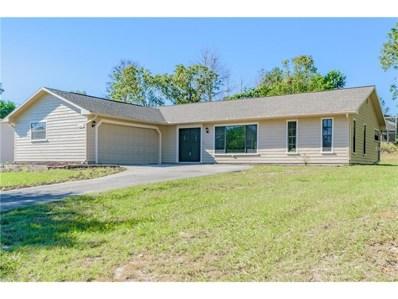 5025 Teather Street, Spring Hill, FL 34608 - MLS#: T2911098