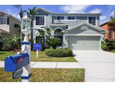 19308 Aqua Springs Drive, Lutz, FL 33558 - MLS#: T2911214