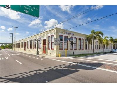 2001 E 2ND Avenue UNIT 3C, Tampa, FL 33605 - MLS#: T2911468