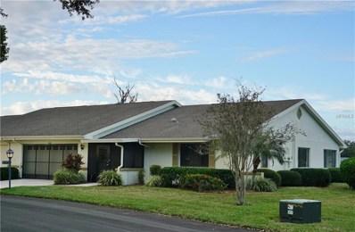 1405 Idlewood Drive UNIT 30, Sun City Center, FL 33573 - MLS#: T2911628