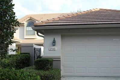 17543 Fairmeadow Drive, Tampa, FL 33647 - MLS#: T2911814