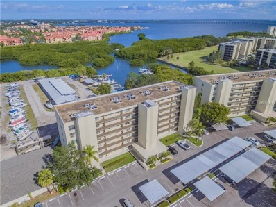 1000 Cove Cay Drive UNIT 7A, Clearwater, FL 33760 - MLS#: T2911841