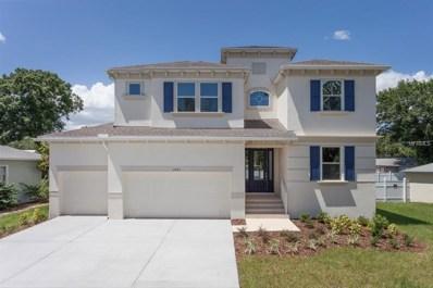 4010 W Azeele Street, Tampa, FL 33609 - MLS#: T2911922