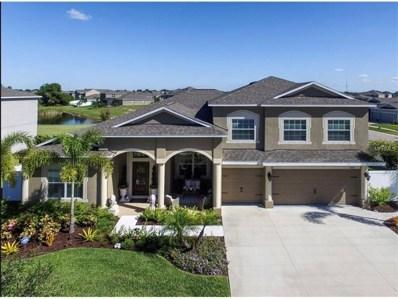 2603 Cumberland Cliff Drive, Ruskin, FL 33570 - MLS#: T2912040