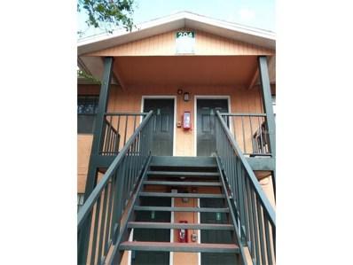 204 Pine Tulip Court UNIT 202, Tampa, FL 33612 - MLS#: T2912064