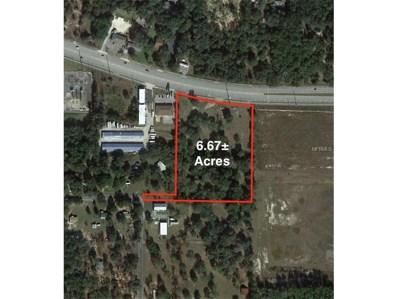 1348 E Norvell Bryant Highway, Hernando, FL 34442 - MLS#: T2912180