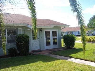 1902 Dandridge Street UNIT D22, Sun City Center, FL 33573 - MLS#: T2912410