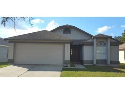 1535 Chepacket Street, Brandon, FL 33511 - MLS#: T2912449