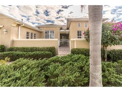 2124 Sifield Greens Way UNIT 11, Sun City Center, FL 33573 - MLS#: T2912539