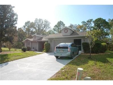 9 Carnation Court W, Homosassa, FL 34446 - MLS#: T2912724