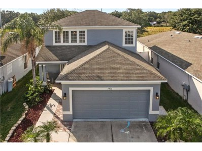 7914 Carriage Pointe Drive, Gibsonton, FL 33534 - MLS#: T2913637