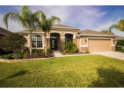 6834 Boulder Run Loop, Wesley Chapel, FL 33545 - MLS#: T2913646