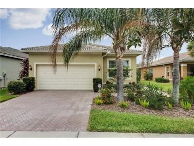 15915 Amber Falls Drive, Wimauma, FL 33598 - MLS#: T2913746