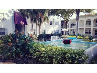 4335 Aegean Drive UNIT 138A, Tampa, FL 33611 - MLS#: T2914240