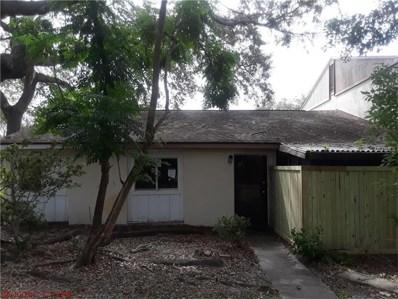 7940 Pine Drive UNIT 41, Temple Terrace, FL 33637 - MLS#: T2914368