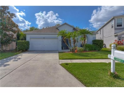 4518 Mapletree Loop, Wesley Chapel, FL 33544 - MLS#: T2914389