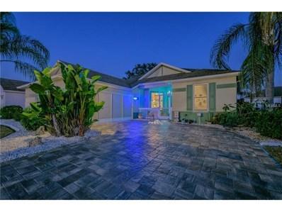 1115 Villeroy Drive, Sun City Center, FL 33573 - MLS#: T2914465