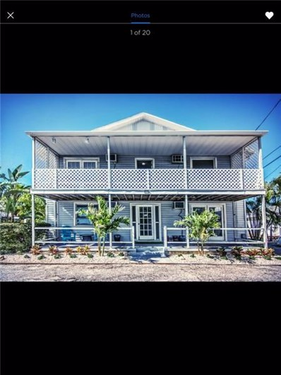 134 86TH Terrace, Treasure Island, FL 33706 - MLS#: T2914743