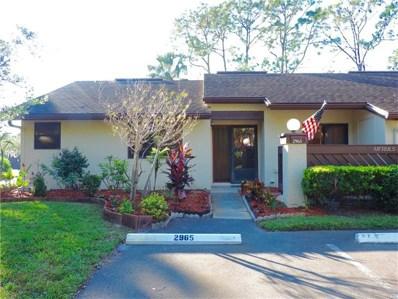 2965 Yucca Court, Palm Harbor, FL 34684 - MLS#: T2914754