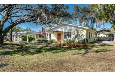 1317 Divot Lane, Tampa, FL 33612 - MLS#: T2914833