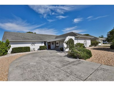 615 Fort Duquesna Drive, Sun City Center, FL 33573 - MLS#: T2915184