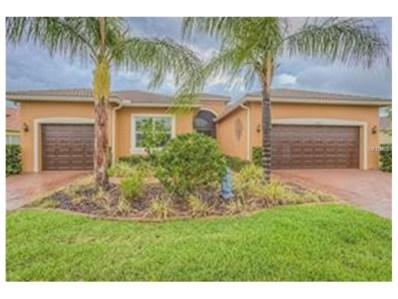 16226 Diamond Bay Drive, Wimauma, FL 33598 - MLS#: T2915263