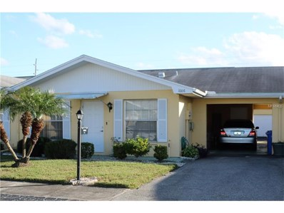1006 Warwick Court, Sun City Center, FL 33573 - MLS#: T2915283