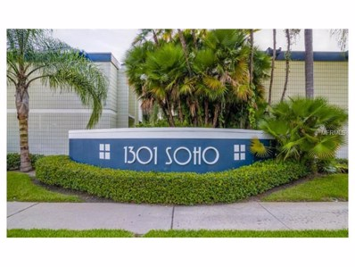 1301 S Howard Avenue UNIT A13, Tampa, FL 33606 - MLS#: T2915287