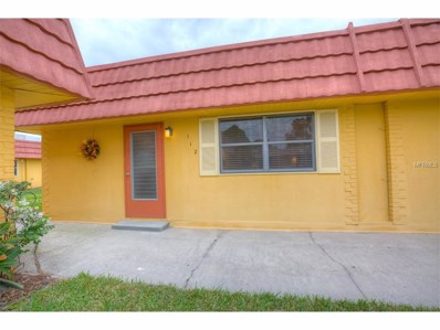 202 Bedford Trail UNIT 112, Sun City Center, FL 33573 - MLS#: T2915592