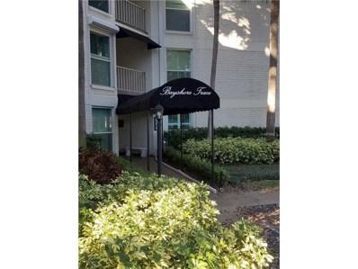 3325 Bayshore Boulevard UNIT F23, Tampa, FL 33629 - MLS#: T2915606