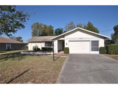 11061 Upton Street, Spring Hill, FL 34608 - MLS#: T2915702
