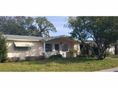 1420 Solar Drive, Holiday, FL 34691 - MLS#: T2915731
