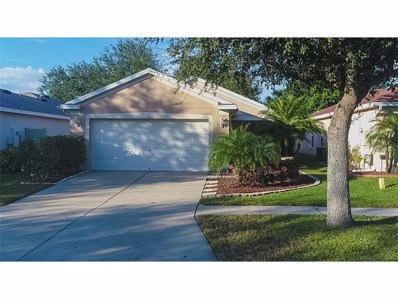 11563 Crestlake Village Drive, Riverview, FL 33569 - MLS#: T2915765