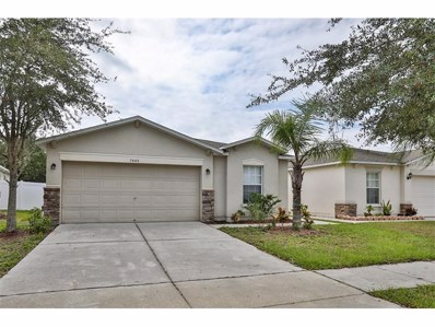 7860 Carriage Pointe Drive, Gibsonton, FL 33534 - MLS#: T2915922