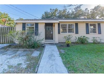 4626 W Euclid Avenue, Tampa, FL 33629 - MLS#: T2915933