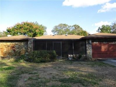 8702 Forest Lake Drive, Port Richey, FL 34668 - MLS#: T2915992