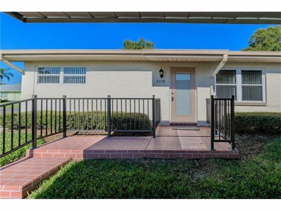 2210 Grenadier Drive UNIT 2210, Sun City Center, FL 33573 - MLS#: T2916007