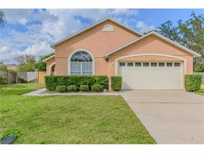 104 Sandpebble Place, Sanford, FL 32771 - MLS#: T2916009