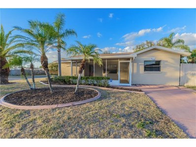3609 Rosewater Drive, Holiday, FL 34691 - MLS#: T2916050