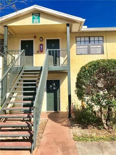206 Pine Tulip Court UNIT 201, Tampa, FL 33612 - MLS#: T2916568