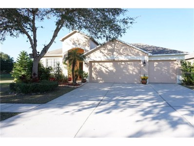 9429 Laurel Ledge Drive, Riverview, FL 33569 - MLS#: T2916673