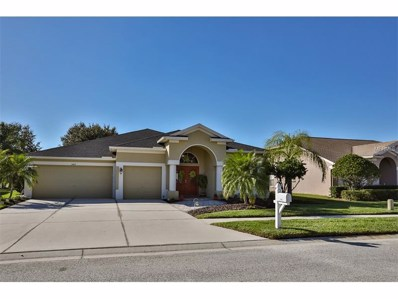 5407 Bold Venture Place, Wesley Chapel, FL 33544 - MLS#: T2916856